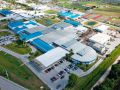 Martin County HS Aerial